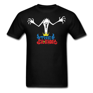 One-Piece-Anime-T-Shirt-The-SK-Soul-King-Brook-Shirt-Size-S-6XL
