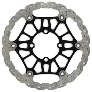 All Colors Hope 203mm 6 Bolt Vented V4 Disc Rotor Brand New