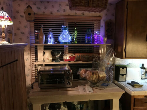 10 15 20 LED Copper Cork Wire String Lights Wine Bottle Xmas Decor Lamp RK