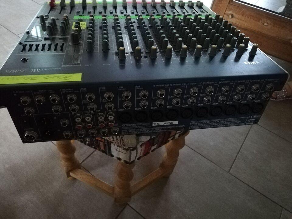 Mixer, Yamaha MG16/FX