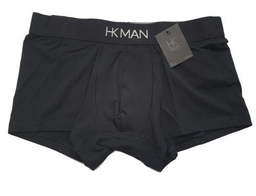 Heidi Klum Boxershorts Baumwolle Herren Men Shorts Schwarz MEN