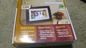 Smartparts Smart Frame Wood Digital Picture Frame 70 Free Shipping