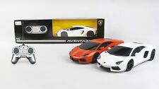 1/24 Scale Lamborghini Aventador LP700-4 Radio Remote Control Model Car RC White