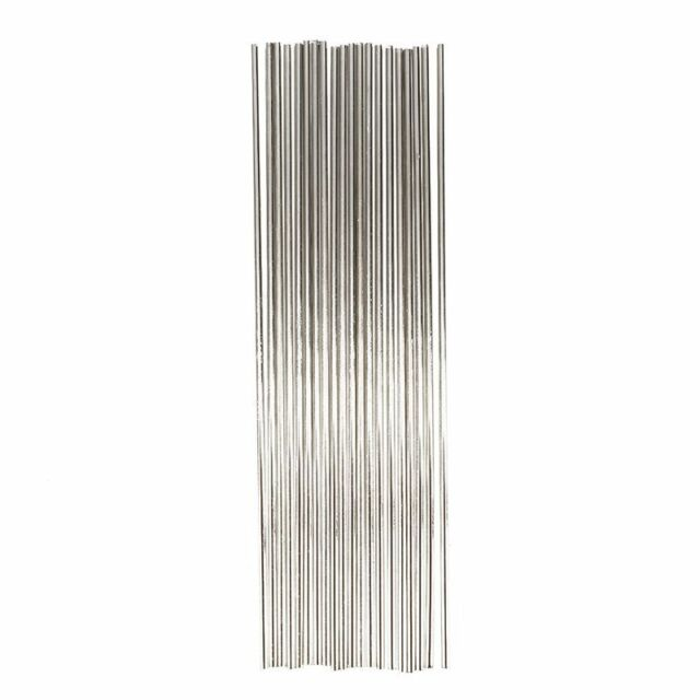 RC Aircraft Model Stainless Steel Round Shaft Rods Axles 35mm x 2mm 20Pcs