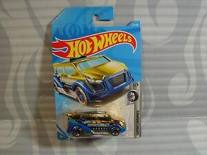 2019-Hot-Wheels-039-039-Super-Chromes-039-039-22-Speedbox-Cromo-Oro-Int