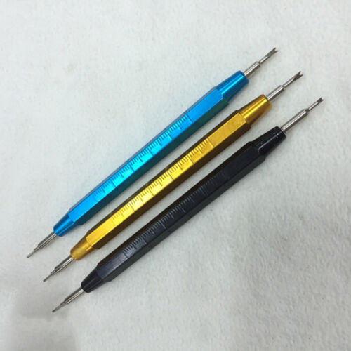 Uhrenarmband Strap Link Pin Federstab Remover Uhrmacher Removal Repair Tools GR