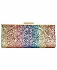 INC-International-Concepts-Party-Rainbow-Clutch-Bag-Medium-Pink