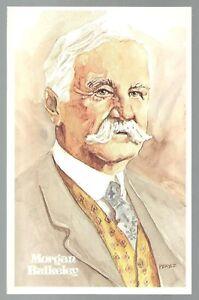 6-MORGAN-BULKELEY-Perez-Steele-Hall-of-Fame-Postcard