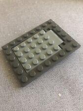 Lego 1 x Trap door frame 30041 30042 Beige 6x8 5988 7416 3722 5919