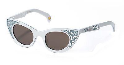 Original polarized Polaroid beautiful retro womens cat eye sunglasses, S8157B