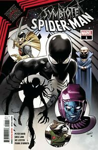 Symbiote-Spider-Man-King-In-Black-1-Cover-A-NM-1st-Print-Marvel-Comics