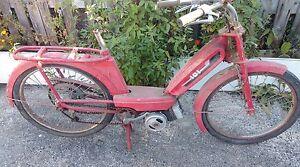ancienne mobylette peugeot 101 1967 scooter moto cyclo motob cane ebay. Black Bedroom Furniture Sets. Home Design Ideas