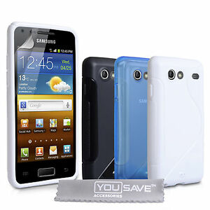 Accessories-For-The-Samsung-Galaxy-S-Advance-Stylish-Silicone-Gel-Case-Cover-UK