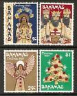 BAHAMAS SG573/6 1980 CHRISTMAS MNH