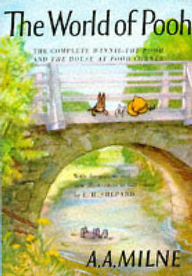The World of Christopher Robin (The Complete When We Were Young and-ExLibrary