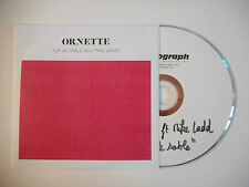 ORNETTE : SUR LE SABLE feat. MIKE LADD ♦ CD SINGLE PORT GRATUIT ♦