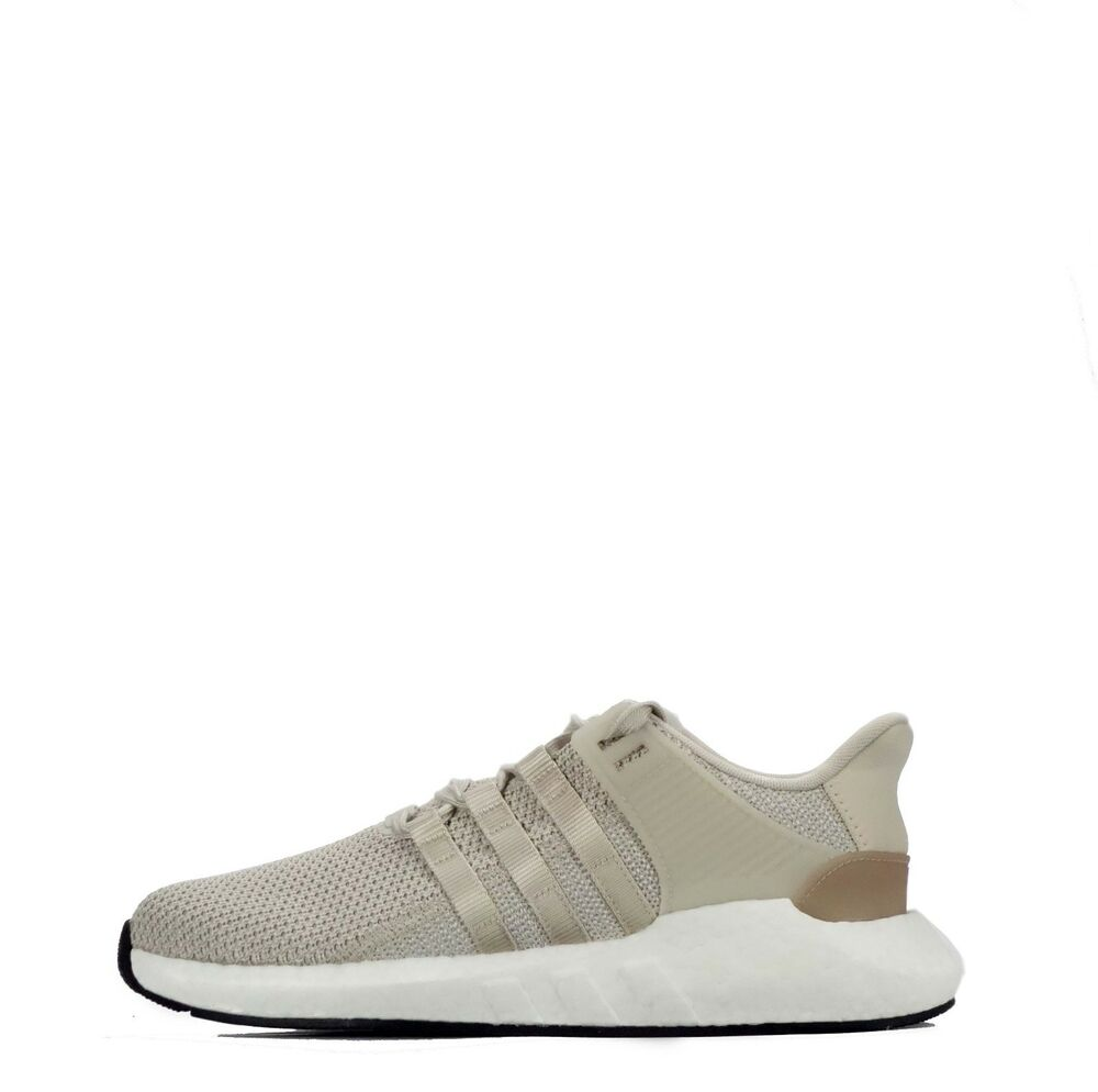 Adidas originals eqt support 93/17 homme chaussures dans Brown/brown-