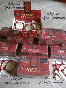Magic the Gathering Fallen Empires Booster Pack Factory Sealed MTG