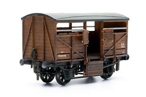 DAPOL-CATTLE-WAGON-BR-CO39-00-KIT-UNPAINTED