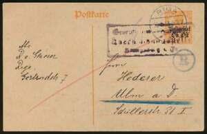 Postgebiet-Ob-Ost-Ganzsache-P-3-RIGA-16-9-18-PU-KONIGSBERG-70577
