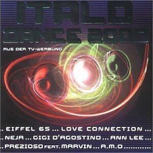 Italo-Dance-2000-Neja-Gigi-d-039-Agostino-Eiffel-65-Prezioso-feat-Marvi-2-CD