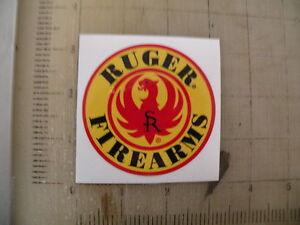 Sturm Ruger Decal Sticker NEW~
