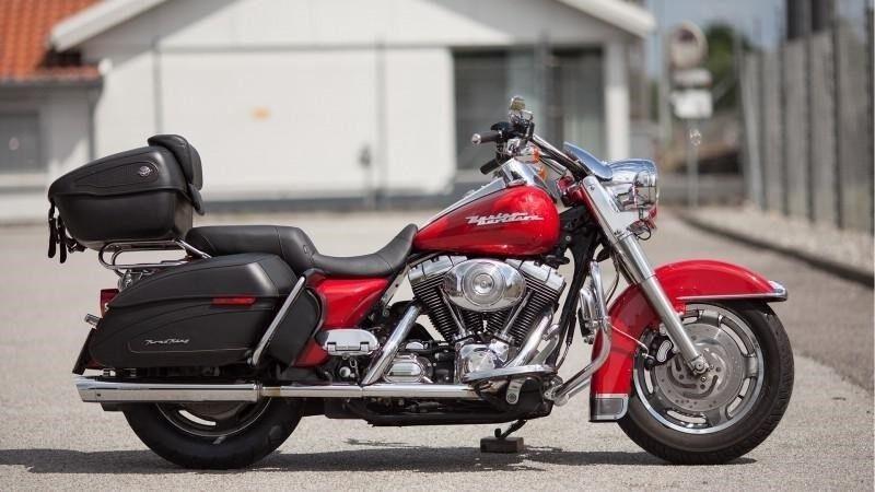 Harley-Davidson, FLHRSI Road King Custom, ccm 1449