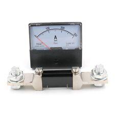 Analog Amp DH-670 75mV Panel Amperemeter Strom Meßgerät DC 0-300A + Shunt