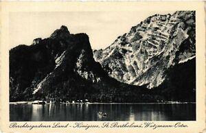 CPA-AK-Konigssee-Berchtesgadener-Land-Watzmann-GERMANY-879175