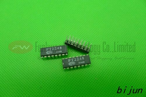 PTC PT2248 Infrared Remote Control Transmitter PDIP16 X 10PCS