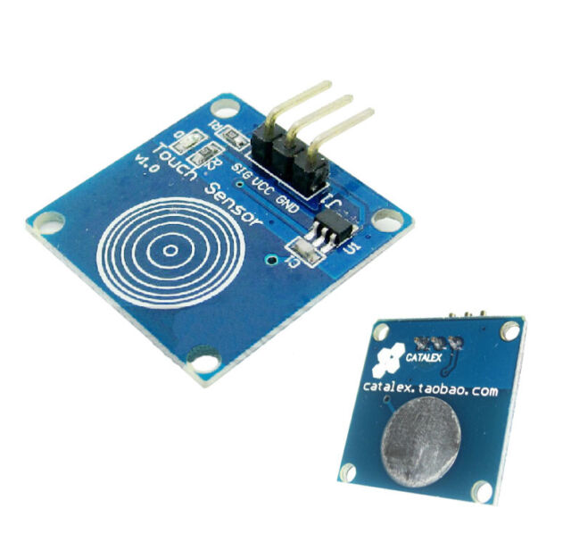 1Pcs Digital Touch Sensor TTP223B Module Capacitive Touch Switch for Arduino