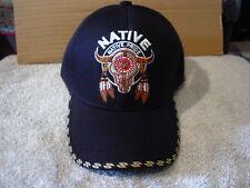e5ec4ecbf01 item 3 INDIAN BULL SKULL NATIVE PRIDE BASEBALL CAP HAT  3 ( BLACK ) -INDIAN BULL  SKULL NATIVE PRIDE BASEBALL CAP HAT  3 ( BLACK )