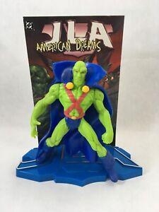Martian-Manhunter-JLA-DC-Comics-Justice-League-Kenner-1998-Action-Figure