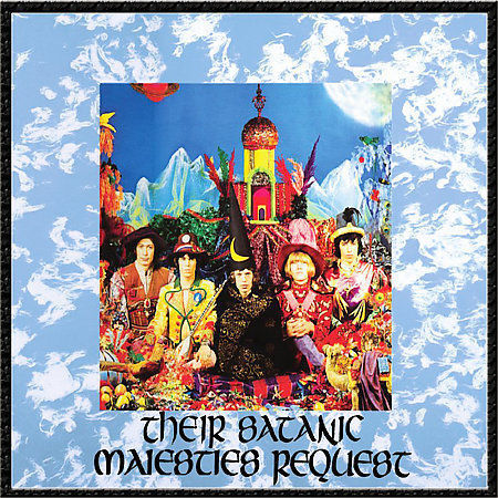 Their Satanic Majesties Request Remaster By The Rolling Stones CD, 1986 Abkco - $10.95