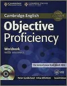 (13) .objective Proficiency. (workbook+clé) . (2ª .ed ) . La Carte (espagne)
