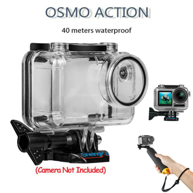 40M Diving Waterproof Case Protective Cover Housing For DJI OSMO Sports Camera
