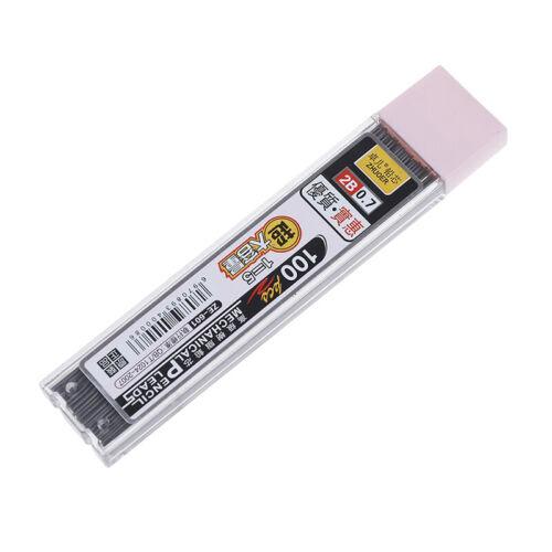 100 Stücke graphitmine 2b druckbleistiftmine automatische ersetzen bleistiftTGJ