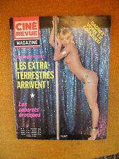 Ciné Magazine Magazine N° 2 February 1979 Cabarets Erotic