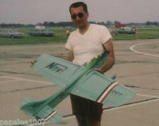 "Model Airplane Plans (UC): NOVI I 55""ws Stunt for .35-.40 Engine by Dave Gierke"