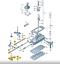 AUDI-Tt-8J-Vorne-Gangschaltung-Hebel-8J0711046D-Neu-Original Indexbild 8