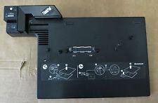 Lenovo IBM Thinkpad Type 2504 Port Replicator P/N 42W4620