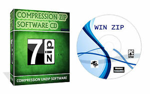 Details about Winzip Winrar Rar Zip Arhived Files Compression Unzipping  Software For Windows +