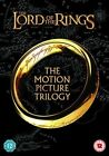 Lord of The Rings Motion Picture Trilogy Film Edition Triple 3 DVD