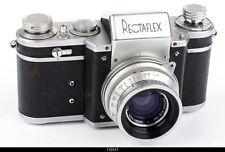Camera Rectaflex Lens Schneider Xenon 2/50mm