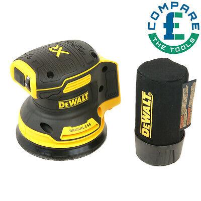 DeWalt DCW210N-XJ 18v XR Brushless 125mm Random Orbit