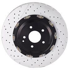 Disque de Frein Arri/ère avec rev/êtement anti-corrosion UV Brembo 09.A358.11 Jeu de 2 disques
