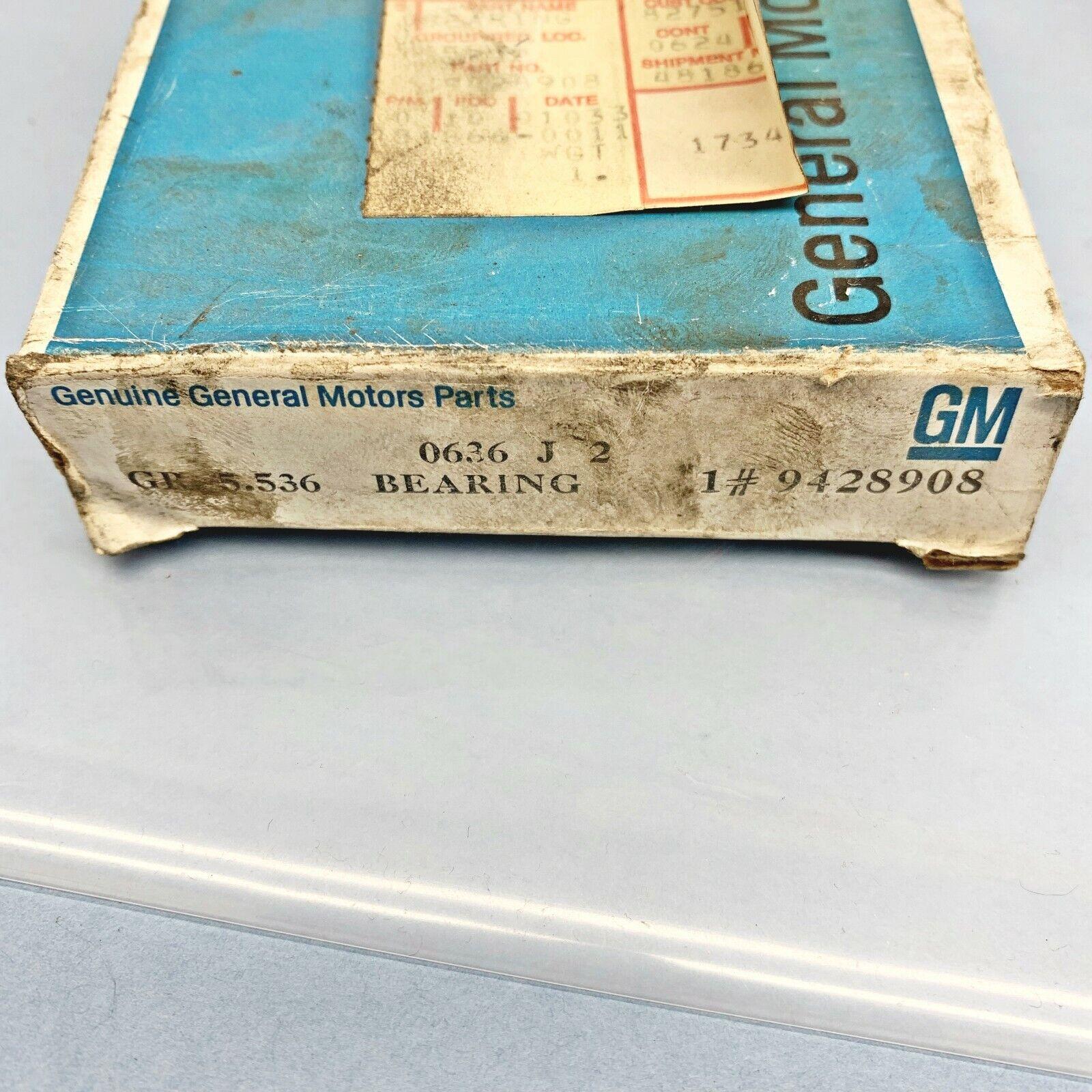 Genuine GM 9428908 Wheel Bearing