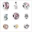 Fashion-1pcs-Silver-CZ-European-Charm-Beads-Fit-925-Bracelet-Necklace-Chain thumbnail 1