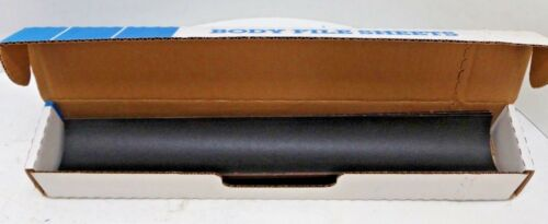 "50 Sheets Norton 2-3//4/"" x 17-1//2/"" P220 Grit Body File Sander Waterproof # 84236"