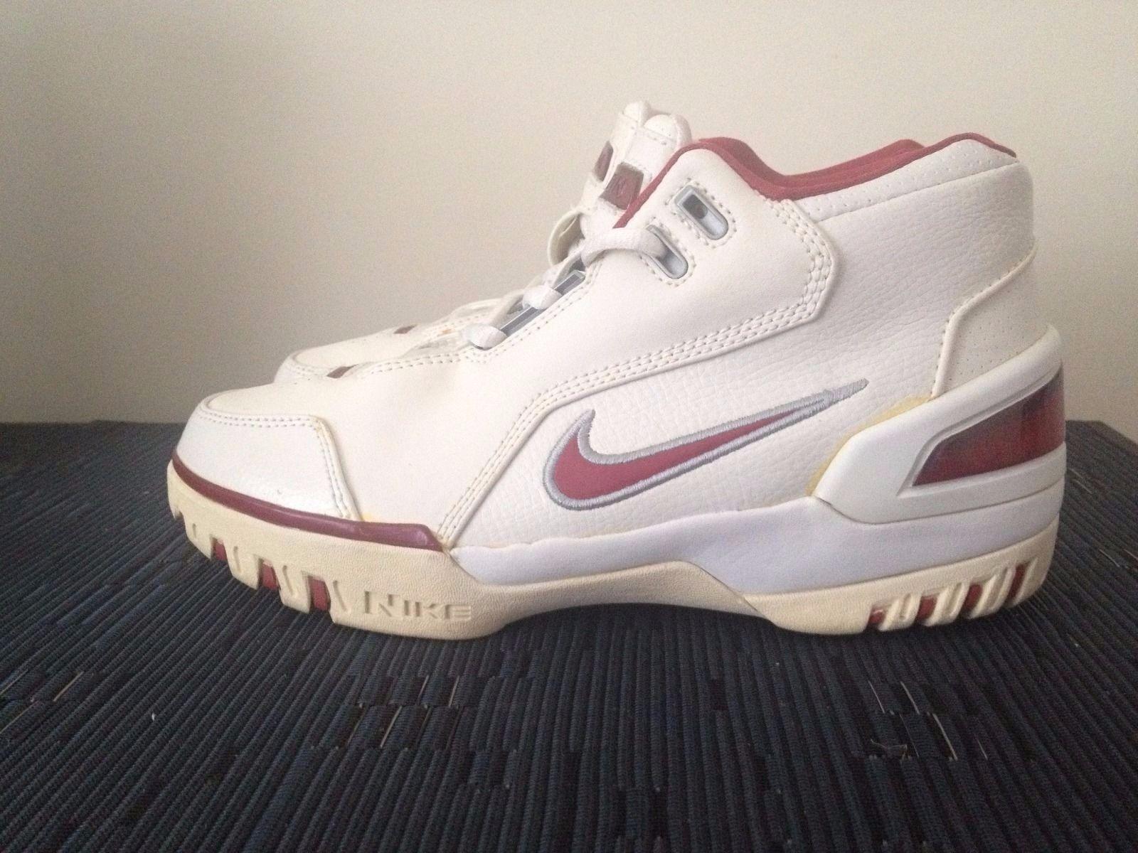 Nike Lebron Zoom Generation 1 Size 6.5Y, 2003 Rare